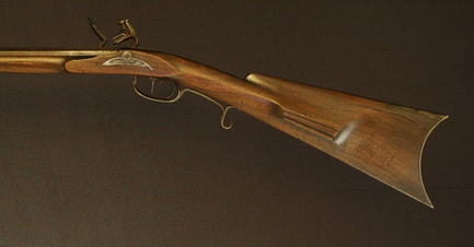 Southern Mountain Rifle, Tennessee flintlock